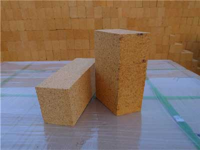 Clay Bricks For The Steel Industry