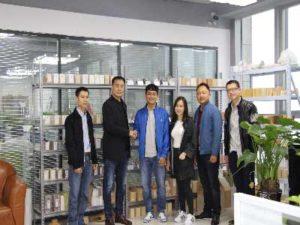 Vietnamese customers in RS