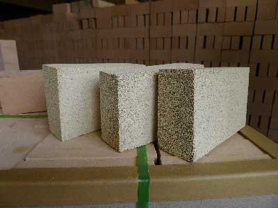 applications of the insulation refractory bricks