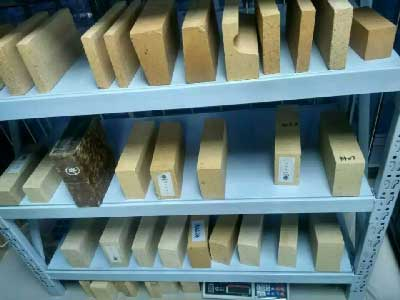 heat resistant bricks uses