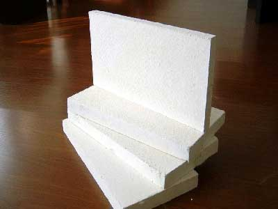 properties of ceramic fiber board