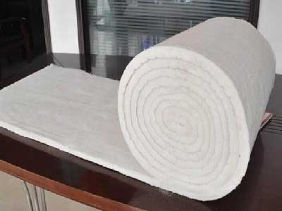 ceramic fiber insulation blanket exporter