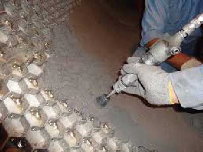refractory mortar mix company