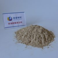 High Strength Alkali Proof Castable Price