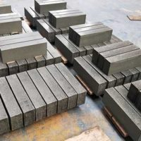 Main Properties of Magnesium Carbon Brick