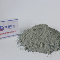 Steel Fiber Castable Application