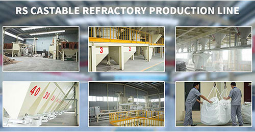 RS Monolithic Refractories Manufacturer
