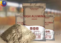 Rongsheng High Alumina Refractory Cement Properties