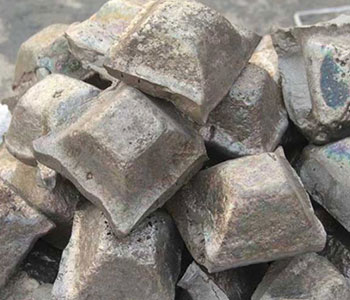 Manganese Aluminum Alloy