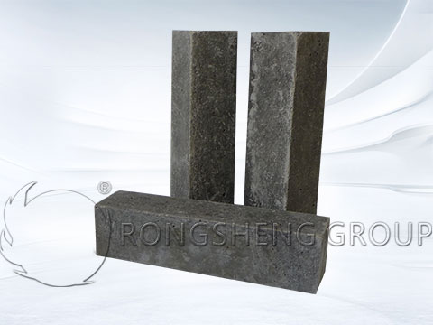Small Sample Block of the Monolithic Refractory