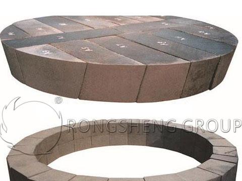 High Grade Refractory Magnesia Carbon Brick