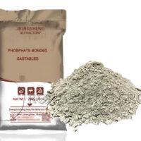 Servel Kinds of Phosphate Bonded Refractory Castables