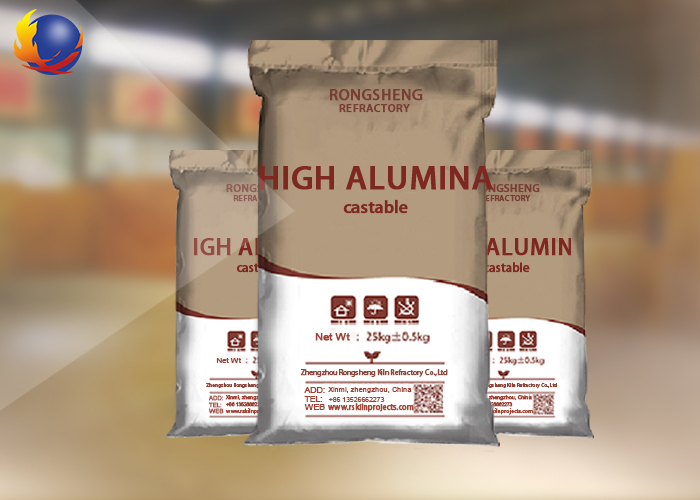 Rongsheng High Alumina Castable Manufacturer