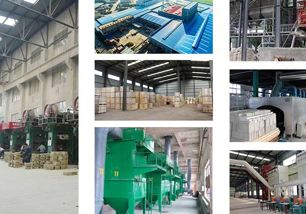 Rongsheng Refractory Bricks Factory