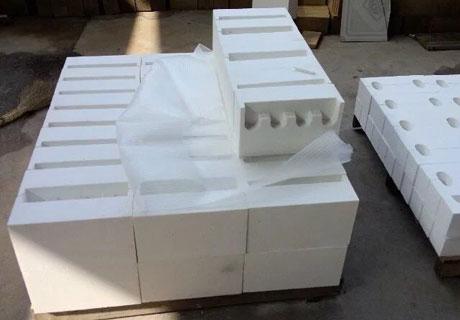 Alumina Bubble Bricks In Rongsheng Factory
